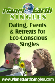 Planet Earth Singles | Dating for green, vegetarian and vegan singles.